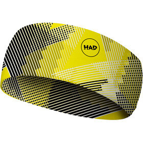 HAD Coolmax Headwear yellow/black